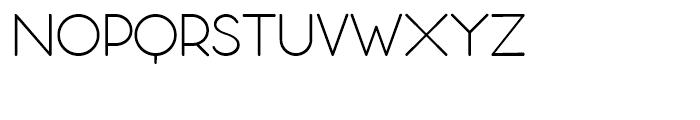 Bubbleboddy Regular Font UPPERCASE