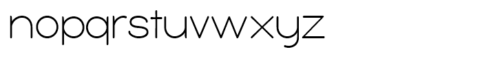 Bubbleboddy Regular Font LOWERCASE
