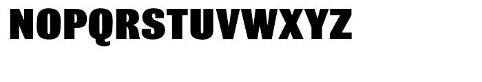 Bulldog Black Font UPPERCASE
