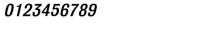 Bulldog Medium Italic Font OTHER CHARS