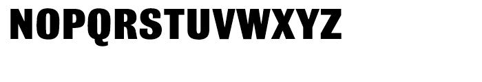 Bulldog Shadow Extra Bold Font UPPERCASE