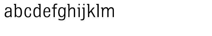 Bulldog Slab Regular Font LOWERCASE