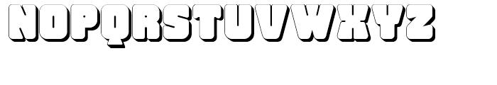 Bully Pulpit NF Regular Font UPPERCASE