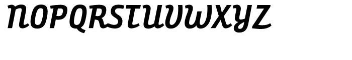 Bunita Swash Bold Font UPPERCASE