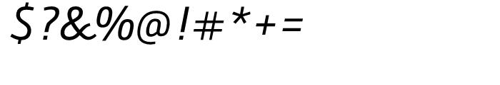 Bunita Swash Regular Font OTHER CHARS