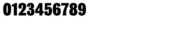 Bureau Grot Condensed Black Font OTHER CHARS