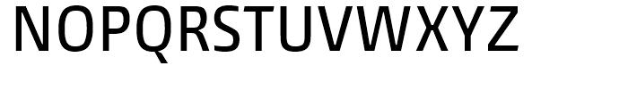 Burlingame Condensed Medium Font UPPERCASE