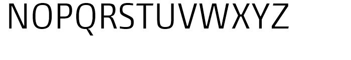 Burlingame Condensed Font UPPERCASE