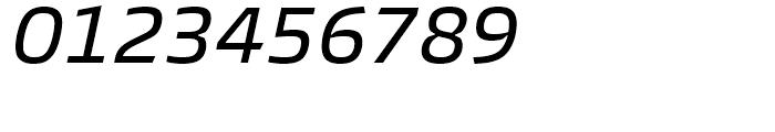 Burlingame Medium Italic Font OTHER CHARS