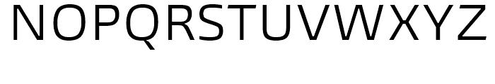 Burlingame Regular Font UPPERCASE