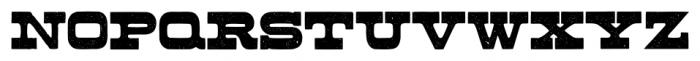 Buckboard Pro Regular Font LOWERCASE