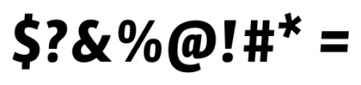 Bulo Bold Italic Font OTHER CHARS