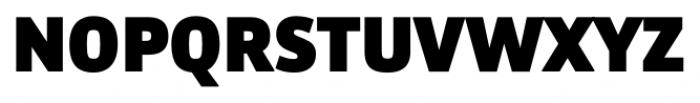 Bulo Extra Black Font UPPERCASE