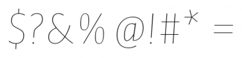 Bulo Hair Blond Italic Font OTHER CHARS