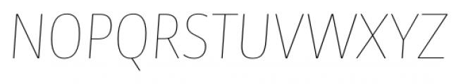 Bulo Hair Blond Italic Font UPPERCASE