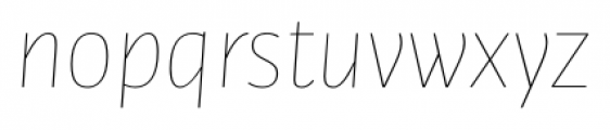 Bulo Hair Blond Italic Font LOWERCASE
