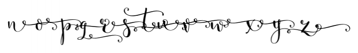 Butterfly Waltz Alt Right Font UPPERCASE