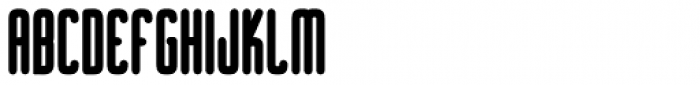 BUNK Base 1 Font UPPERCASE
