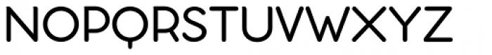 Bubbleboddy Neue Light Font UPPERCASE