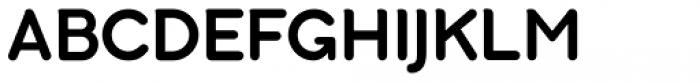 Bubbleboddy Neue Regular Font UPPERCASE