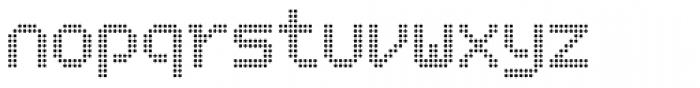 Bubblewrap Light Font LOWERCASE