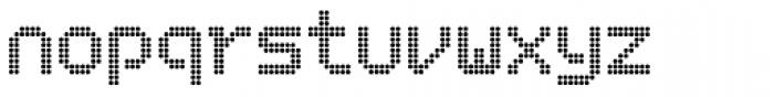 Bubblewrap Regular Font LOWERCASE