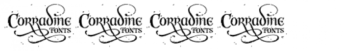 Bucanera Antiqued Special Caps Font OTHER CHARS