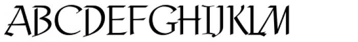 Bucintoro Light Font UPPERCASE