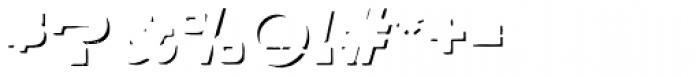 Buckboard Shadow Pro Font OTHER CHARS