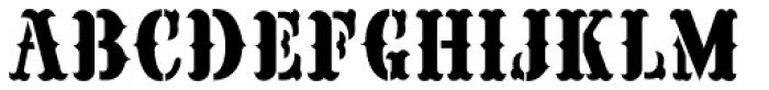 Buckdance JNL Font LOWERCASE