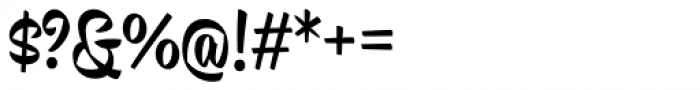 Buddies Regular Font OTHER CHARS