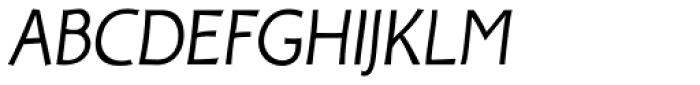 Buddy Italic Font UPPERCASE