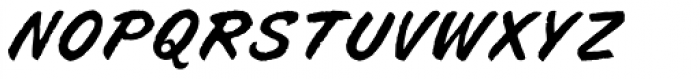 Buffalo Joe Font LOWERCASE