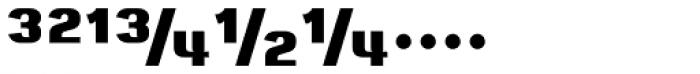 Bugis Bold Expert Font OTHER CHARS