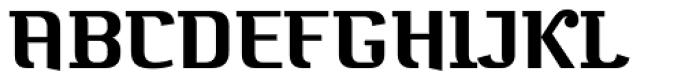 Bugis Bold Font UPPERCASE