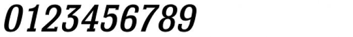 Bulldog Hunter Medium Std Italic Font OTHER CHARS