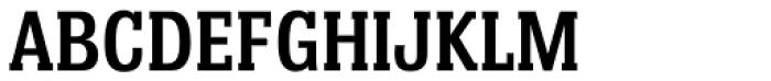 Bulldog Hunter Medium Std Font UPPERCASE