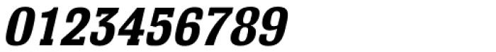 Bulldog Hunter Std Bold Italic Font OTHER CHARS