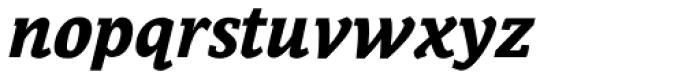 Bulldog Hunter Std Bold Italic Font LOWERCASE