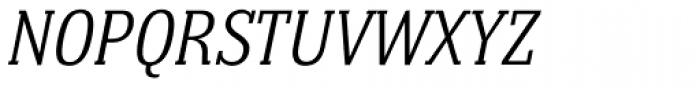 Bulldog Hunter Std Italic Font UPPERCASE