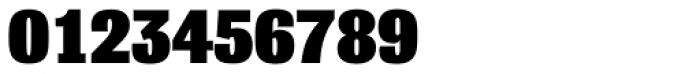 Bulldog Slab Black Font OTHER CHARS