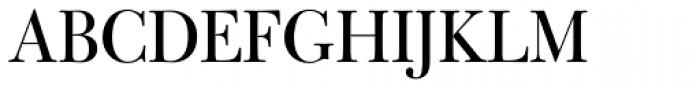 Bulmer MT Display Regular Font UPPERCASE