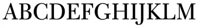 Bulmer MT Regular Font UPPERCASE