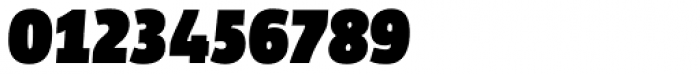 Bulo UltraBlack Italic Font OTHER CHARS