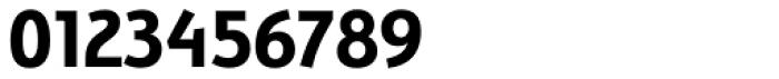 Bunaero Pro Bold Classic Font OTHER CHARS