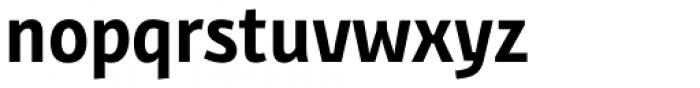 Bunaero Pro Bold Classic Font LOWERCASE