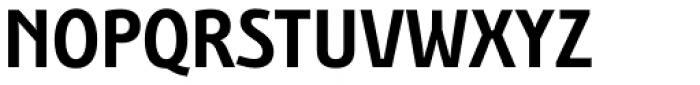 Bunaero Pro Bold Up Font UPPERCASE