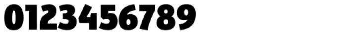 Bunaero Pro Heavy Classic Font OTHER CHARS