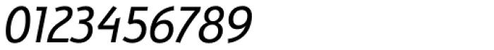 Bunaero Pro Regular Italic Font OTHER CHARS