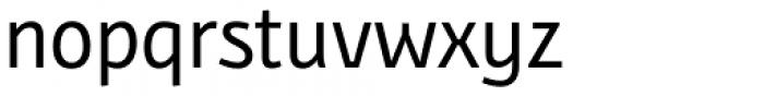Bunaero Pro Regular Font LOWERCASE